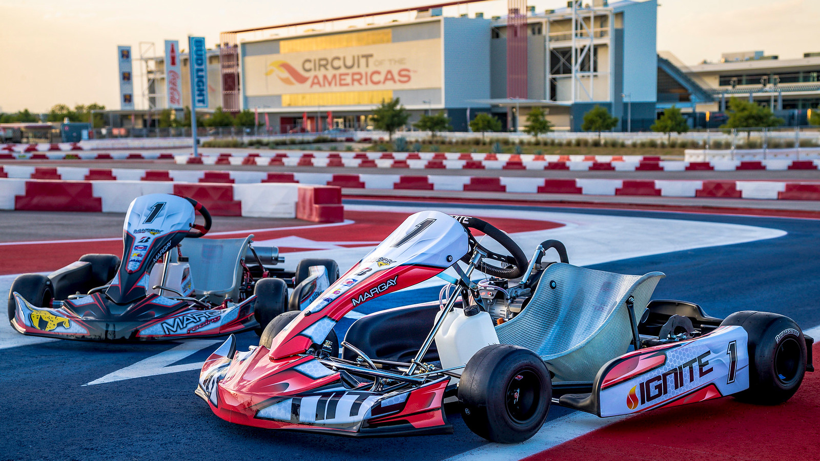 COTA Kart Racing Series | Circuit of The Americas