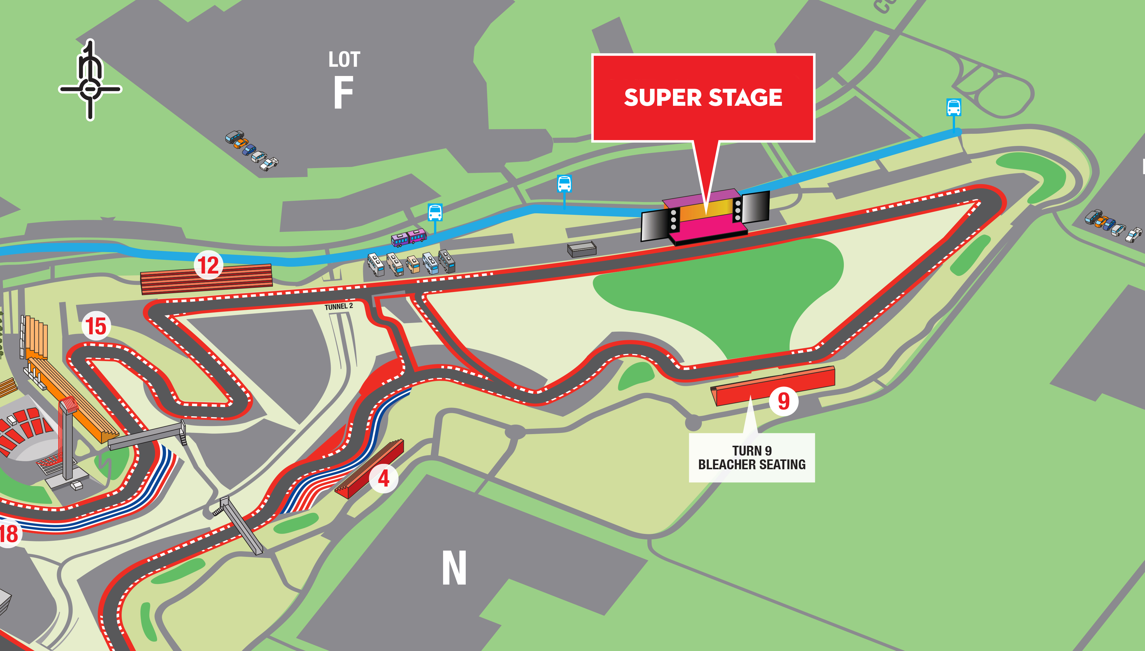 F1 Military Ticket Offer | Circuit of The Americas