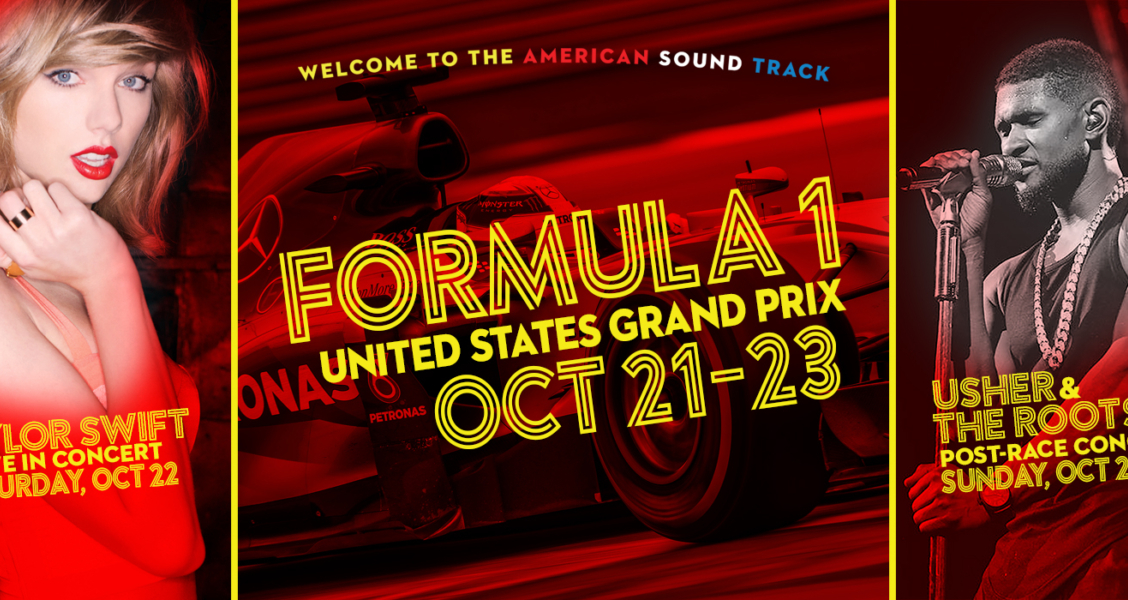 2016 formula 1 united states grand prix event info cota blog. Black Bedroom Furniture Sets. Home Design Ideas