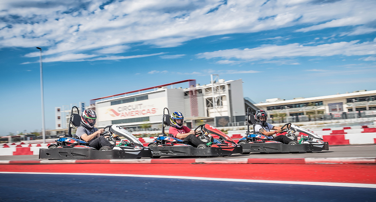 COTA Karting | Circuit of The Americas